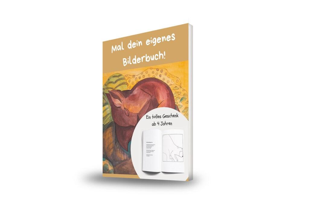 """Maulbuch """"Mal dein eigenes Bilderbuch"""""""