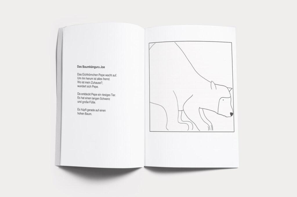 "Malbuch ""Male dein eigenes Bilderbuch"" Ann Rose"